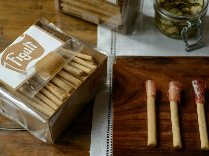 LOGO_RAMÌ - Bread sticks - CRACKER GOURMET