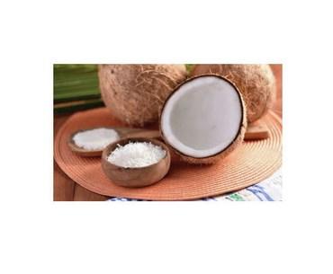 LOGO_Organische Ausgetrocknete Kokosnuss