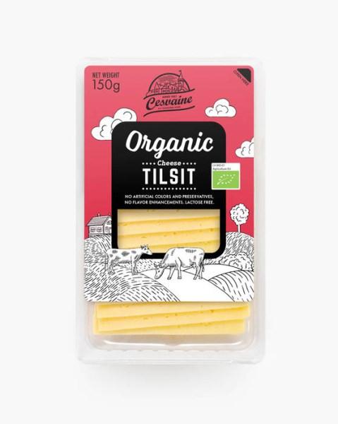LOGO_Organic cheese Tilsit