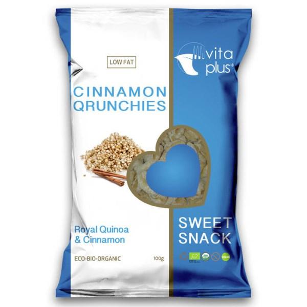 LOGO_Bio Quinoa Zimt Qrunchies