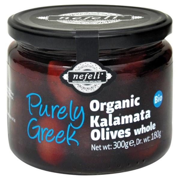 LOGO_Kalamata olives whole / pitted