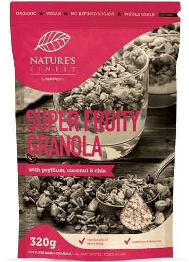LOGO_Super Fruity Granola 320g