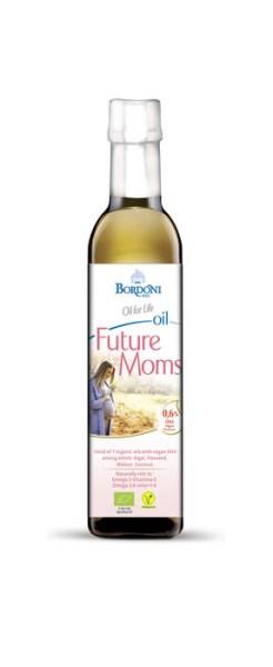 LOGO_Bio Ölmischung mit vegan DHA, Zukünftige Mutter
