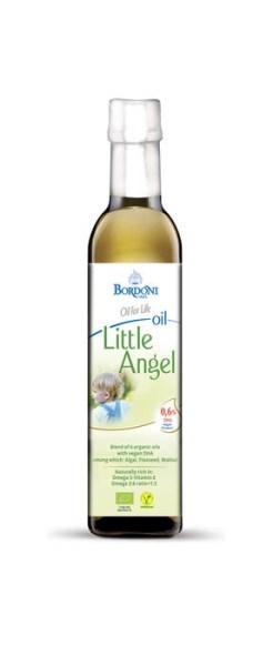 LOGO_Bio Ölmischung mit vegan DHA, für kleine Engel