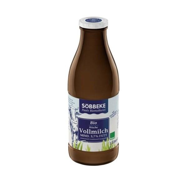 LOGO_Söbbeke fresh full milk 3,7 % 1 l