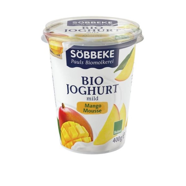 LOGO_Söbbeke Fruchtjoghurt Mangomousse 3,8 % 400g