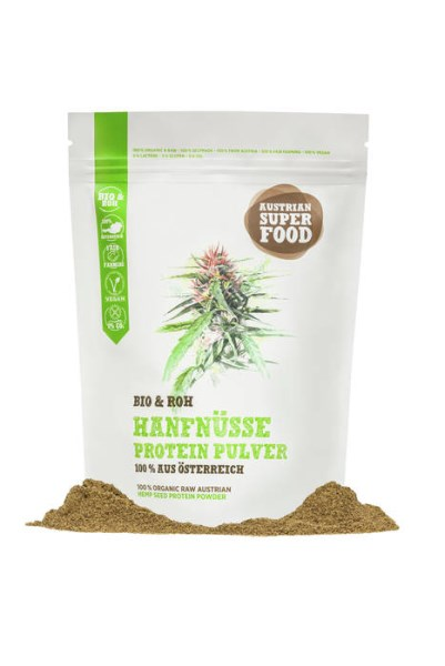 LOGO_Organic & Raw Hemp Protein Powder