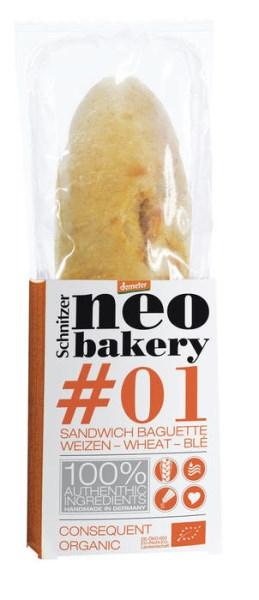 LOGO_neo bakery #01 Sandwich Baguette Wheat (demeter)