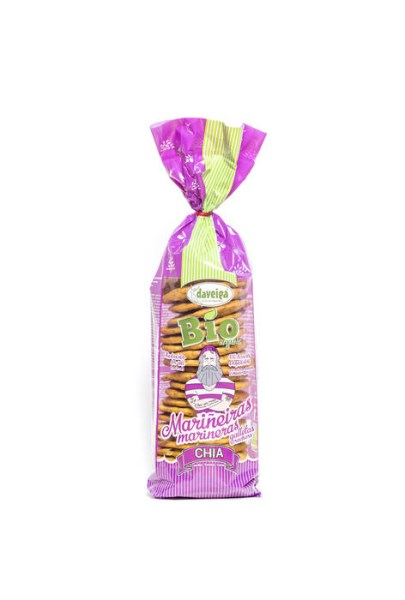 LOGO_Chia Seed Sea Biscuit, (180 grs bag)