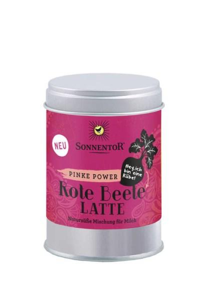 LOGO_Rote Beete Latte bio 70 g, Dose