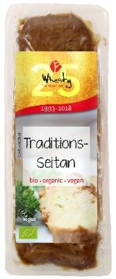 LOGO_Traditional Seitan - Traditional meat alternative, suitable for a wide array of dishes
