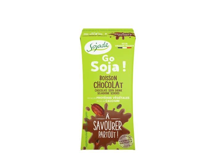 LOGO_Go Soya organic Chocolate drink 3x20cl