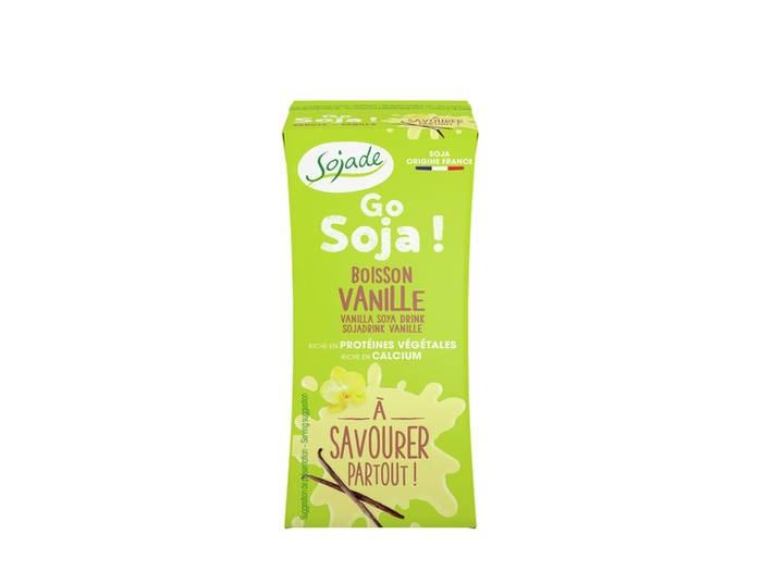 LOGO_Go Soya organic Vanilla drink 3x20cl