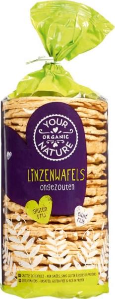 LOGO_Your Organic Nature lentil crackers