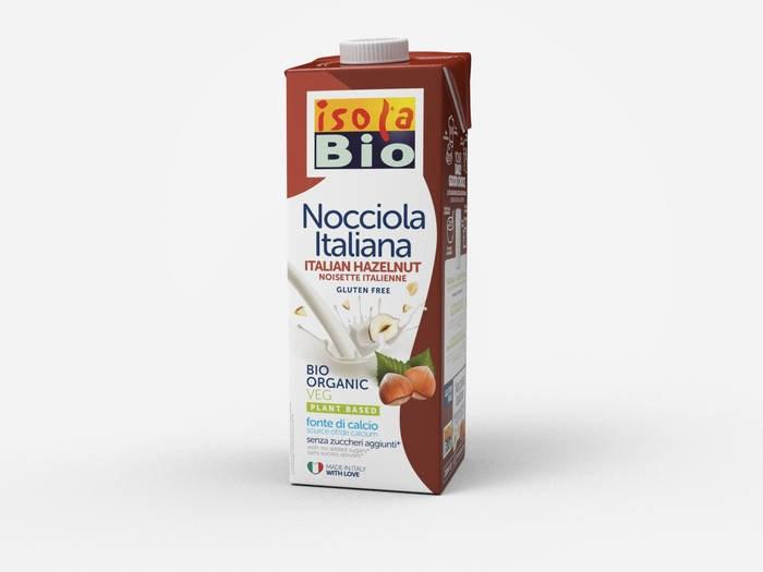 LOGO_Isola Bio® Italian Hazelnut