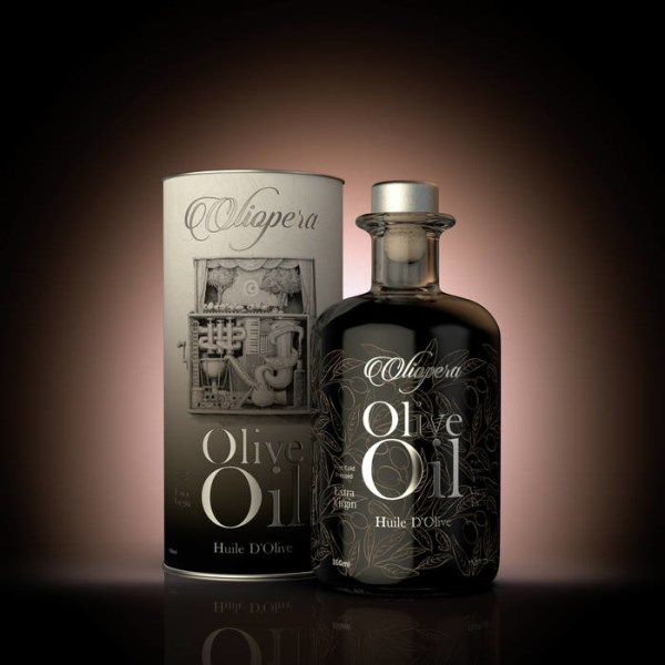 LOGO_Bio Olivenöl Extra Vergine 350Ml