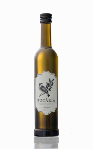 LOGO_Bucària, Bio Natives Olivenöl Extra