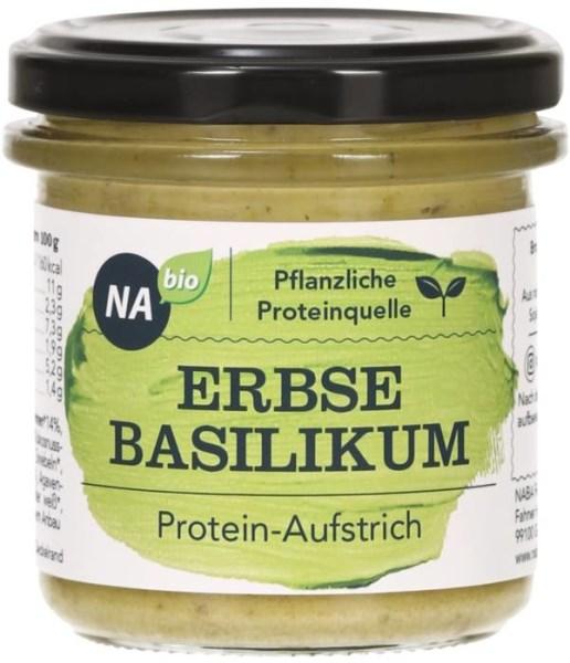 LOGO_NAbio –protein spread pea basil