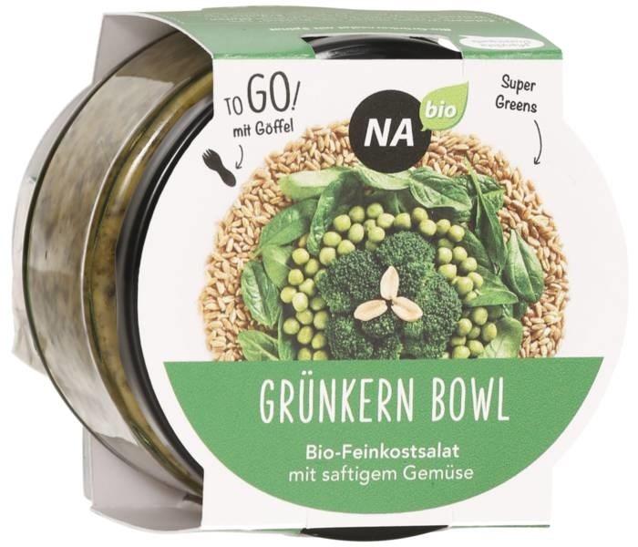 LOGO_NAbio –Grünkern BOWL to Go