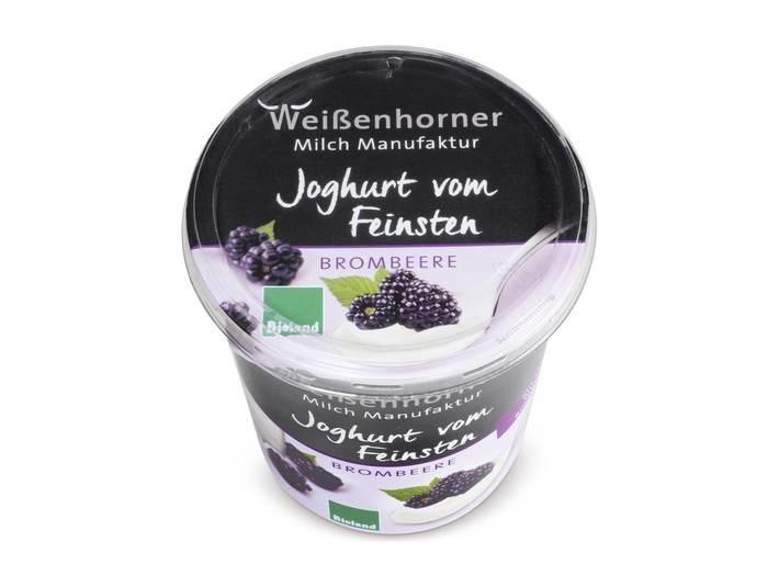 LOGO_Joghurt vom Feinsten Brombeere 400g