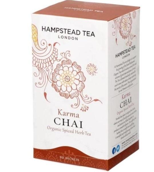 LOGO_Organic Karma Spiced Chai