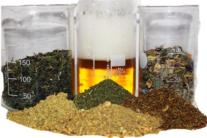 LOGO_Beer flavoring herbal blend