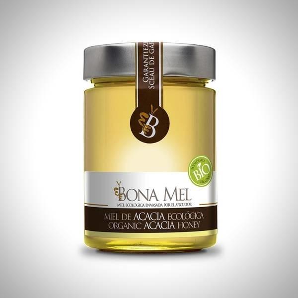 LOGO_Organic Acacia Honey (Raw)