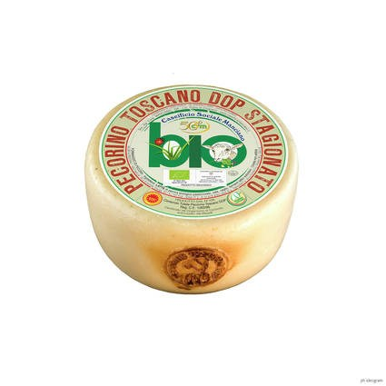 LOGO_Bio Pecorino Toscano Stagionato DOP