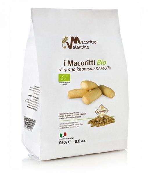 LOGO_I Macoritti with khorasan kamut flour