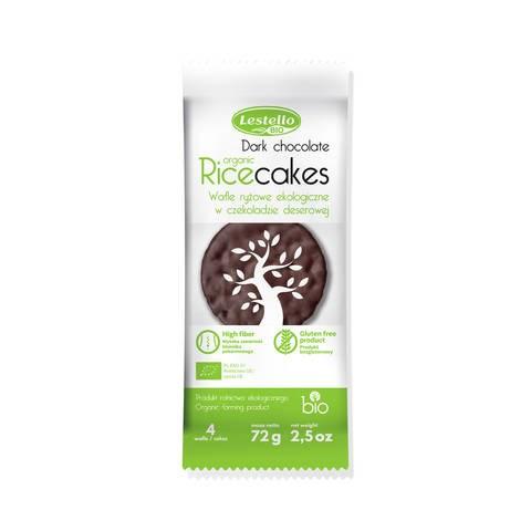 LOGO_Dark Chocolate organic Ricecakes