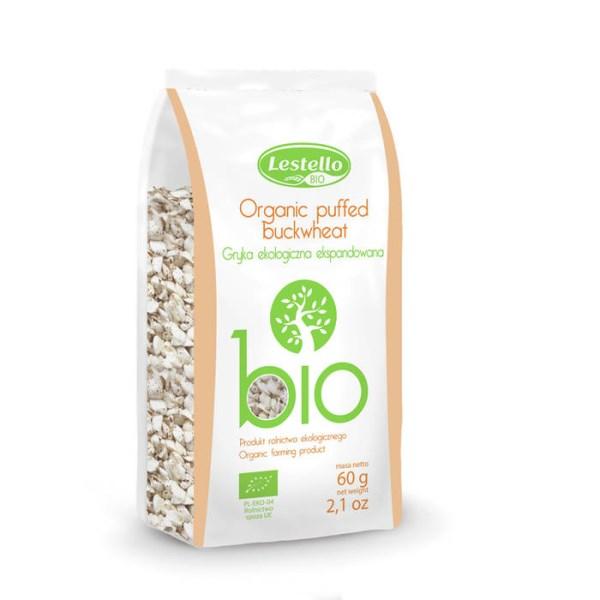 LOGO_Organic puffed buckwheat