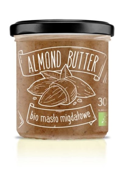 LOGO_Almond butter