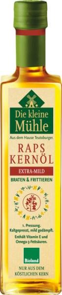 LOGO_BIO Raps-Kernöl, BRATEN & FRITTIEREN, extra-mild