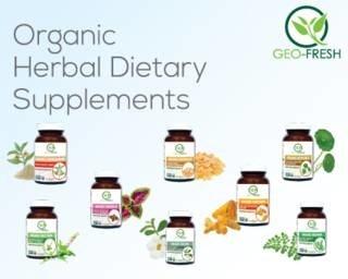 LOGO_Organic Herbal Dietary Supplements