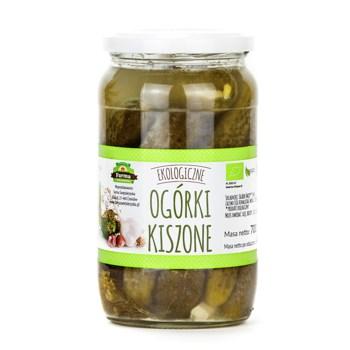 LOGO_Organic Cucumbers In Brine