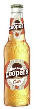 LOGO_Cooper's Cider Organic