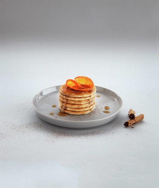 LOGO_Vegan Buckwheat pancakes