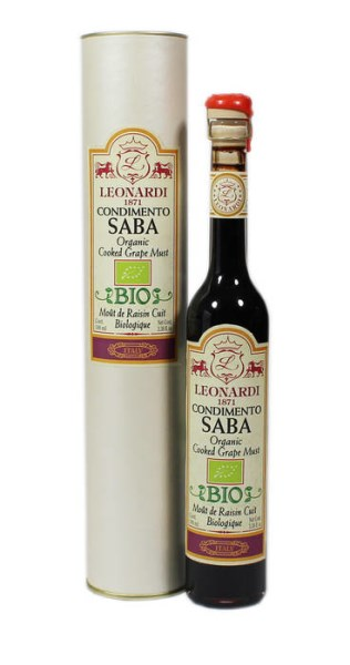 LOGO_ORGANIC Saba - cooked grape must