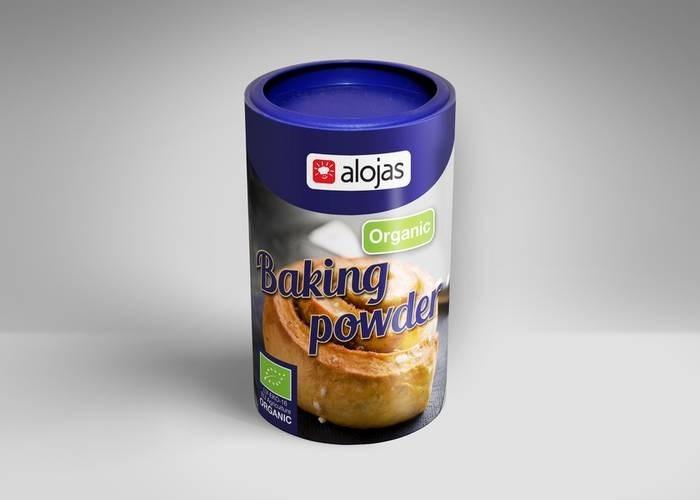 LOGO_Organic Baking Powder