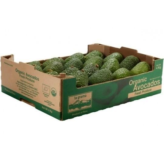 LOGO_Organic Avocado
