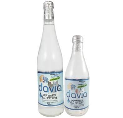 LOGO_Organic Maple Sap Water