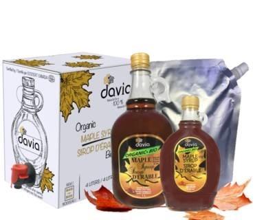 LOGO_Organic Maple Syrup Bottle
