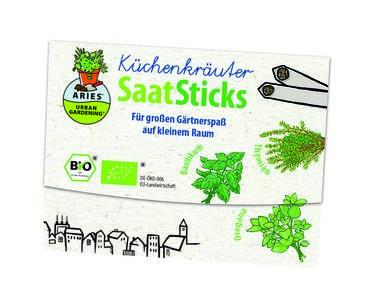 LOGO_SaatSticks - Küchenkräuter
