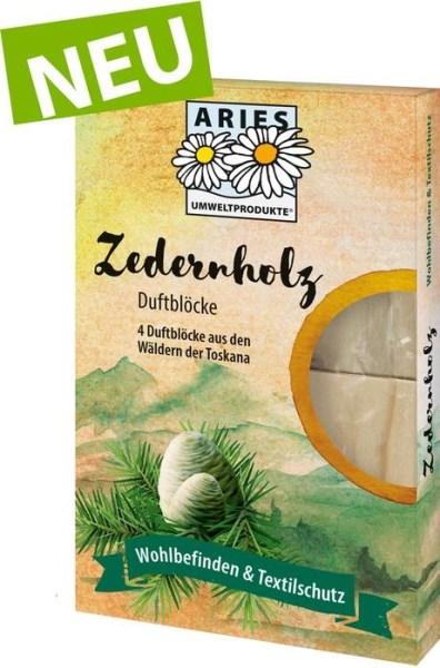 LOGO_Zedernholz Duftblöcke