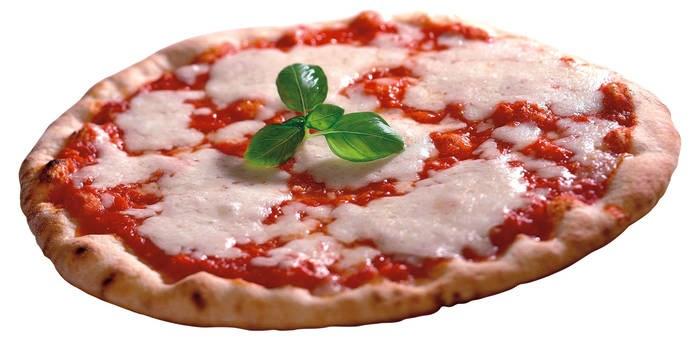 LOGO_Pizza Margherita with kamut wheat