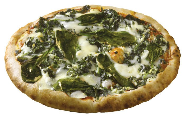 LOGO_Pizza With Spinach and feta cheese