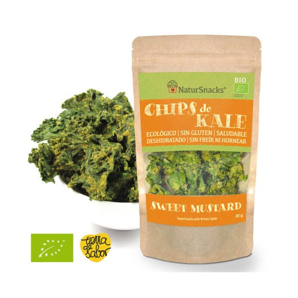 LOGO_Kale Chips - Honey & Mustard