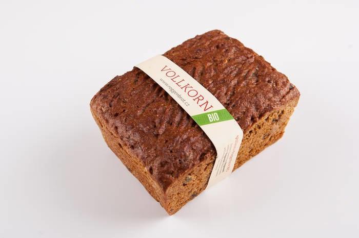 LOGO_BIO - Wholegrain - rye bread