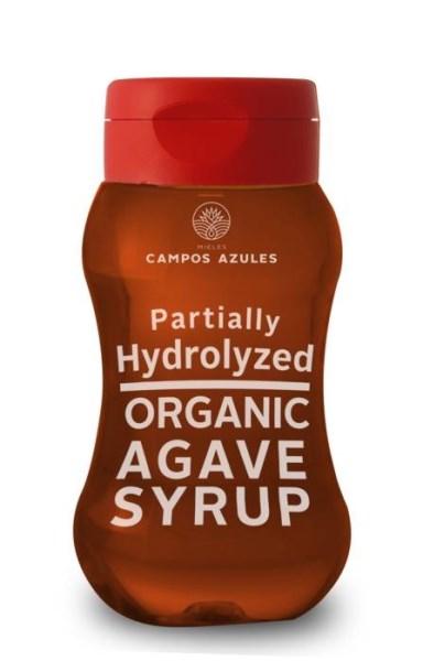 LOGO_Partially Hydrolyzed Agave Syrup
