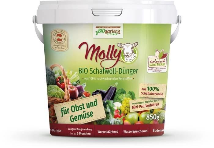 LOGO_Bio Schafwolldünger, für Obst und Gemüse 850g